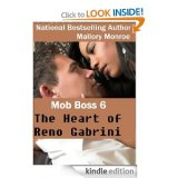 MOB BOSS 6 : THE HEART OF RENO GABRINI (Mob Boss Series) [E-Book Kindle Edition]