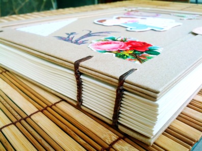The wedding book2-binding